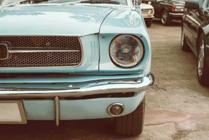 Contactez votre garagiste pour la restauration de véhicules anciens